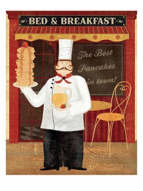 Chef's Specialties I by Veronique Charron
