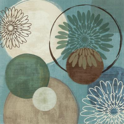 Flora Mood I by Veronique Charron