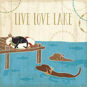 Lake Pals V by Veronique Charron