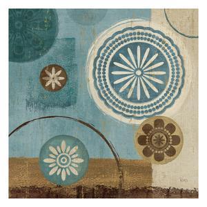 New Generation Blue III by Veronique Charron