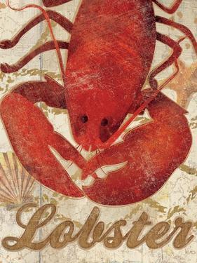 Ocean Delicacies II by Veronique Charron