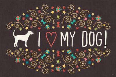 Otomi Dogs I Dark