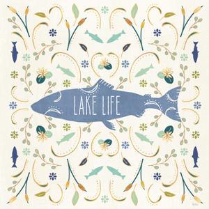 Otomi Lake V by Veronique Charron