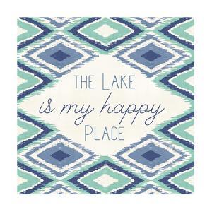 Otomi Lake XII by Veronique Charron