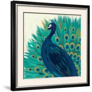 Proud as a Peacock II by Veronique Charron