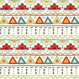 Tex Mex Fiesta Pattern VA by Veronique Charron