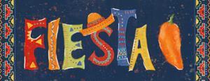 Tex Mex Fiesta VII Dark by Veronique Charron