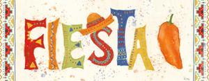 Tex Mex Fiesta VII by Veronique Charron