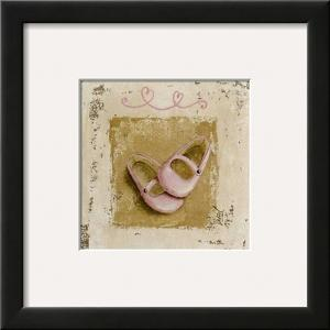 Chaussures Roses by Véronique Didier-Laurent