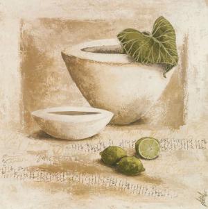 Citrons Verts by Véronique Didier-Laurent