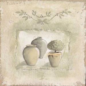 Jardin III by Véronique Didier-Laurent