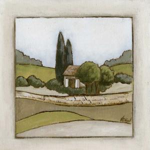 Maison et Chemin Manuscrit by Véronique Didier-Laurent