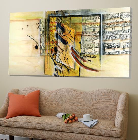 Vers la ruche-Sylvie Cloutier-Loft Art