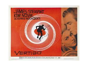 Vertigo [1958], Directed by Alfred Hitchcock.
