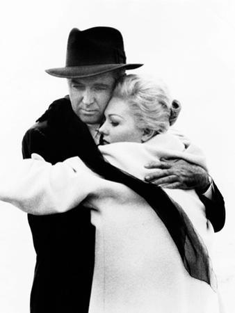 Vertigo, from Left: James Stewart, Kim Novak, 1958