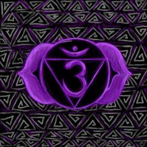 Ajna - Third Eye Chakra, Awareness by Veruca Salt