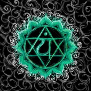 Anahata - Heart Chakra, Flawless by Veruca Salt