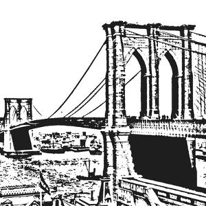 Black Brooklyn Bridge by Veruca Salt