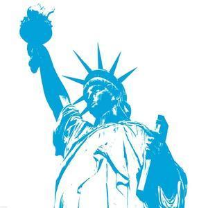 Blue Liberty by Veruca Salt
