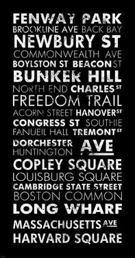 Boston Cities II by Veruca Salt