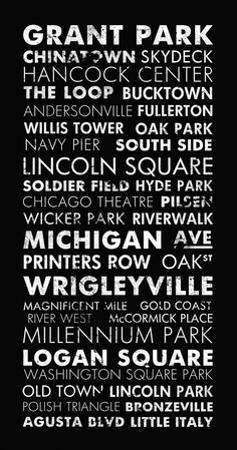 Chicago Cities II by Veruca Salt