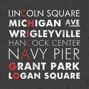 Chicago Cities by Veruca Salt