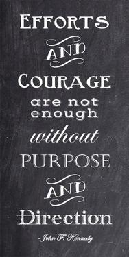 Efforts & Courage quote by Veruca Salt