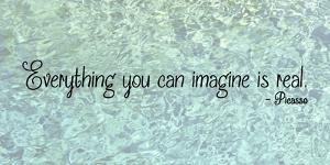 Everything You Can Imagine - Picasso by Veruca Salt