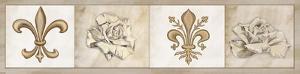 Fleur 4 Panel II by Veruca Salt