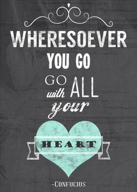 Go With All Your Heart by Veruca Salt