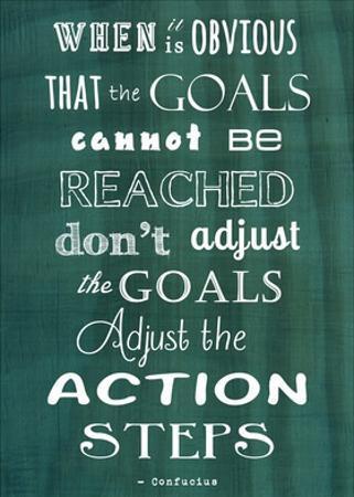 Goals by Veruca Salt