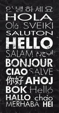 Hello in Different Languages by Veruca Salt