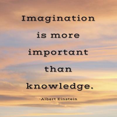 Imagination quote by Veruca Salt