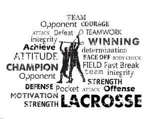 Lacrosse Text by Veruca Salt
