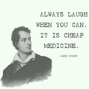 Laugh When You Can Quote by Veruca Salt
