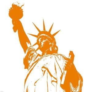 Liberty in Orange by Veruca Salt
