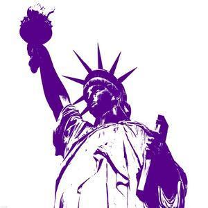Liberty in Purple by Veruca Salt