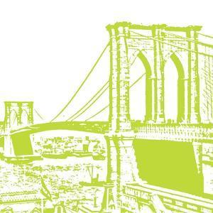Lime Brooklyn Bridge by Veruca Salt