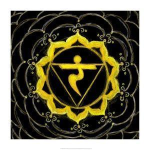 Manipura - Solar Plexus Chakra, Sparkling Jewel by Veruca Salt