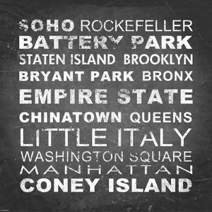 New York Places II by Veruca Salt