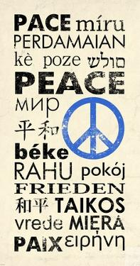 Peace Around the World by Veruca Salt