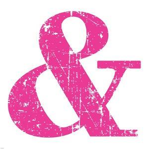 Pink Ampersand by Veruca Salt