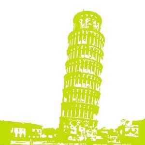 Pisa in Lime by Veruca Salt
