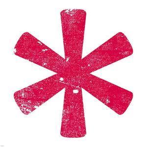 Red Asterisk by Veruca Salt