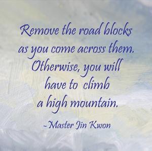 Remove the Road Blocks square by Veruca Salt
