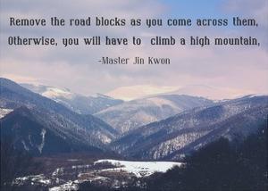 Remove the Road Blocks by Veruca Salt