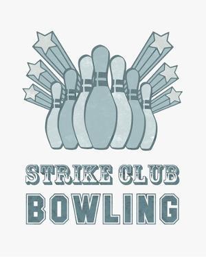 Strike Club Bowling by Veruca Salt