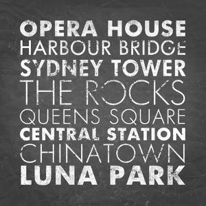 Sydney by Veruca Salt