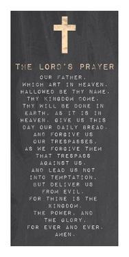 The Lord's Prayer - Chalk by Veruca Salt