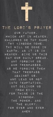 The Lord's Prayer - Chalk by Veruca Salt